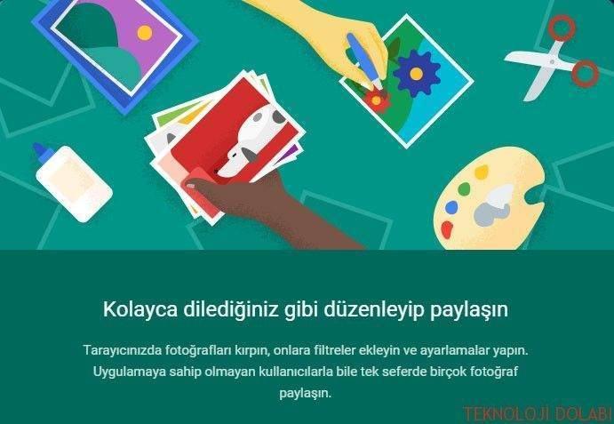 google-fotograf-uygulamasi