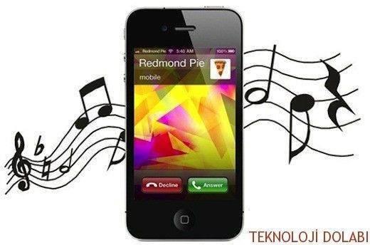 iPhone için Normal Müzikler Nasıl Zil Sesi Yapılır 1