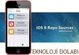 iOS 8.1.3 - 8.3 Tavsiye Repolar