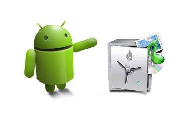 "Android Yedekleme Uygulaması ""Super Backup"""