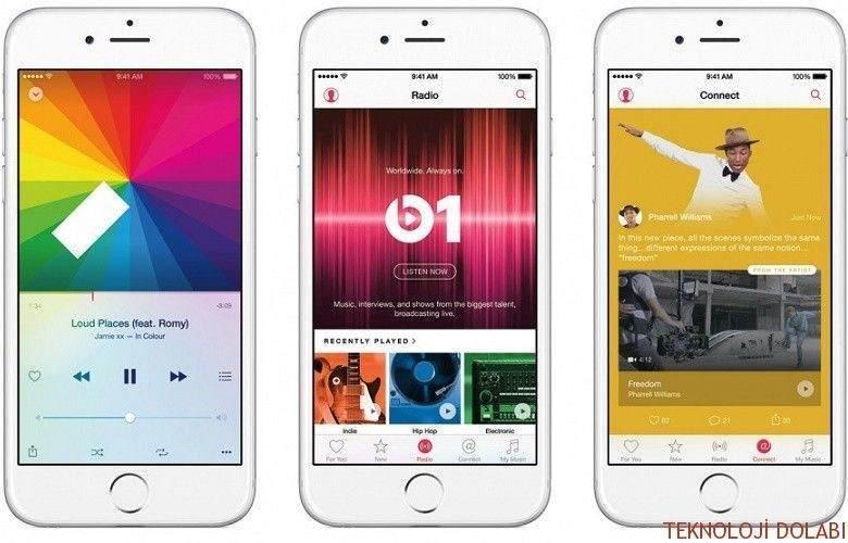 Apple Muziği 3 Ay ücretsiz Kullandıktan Sonra Abonelik Yenilemesini Kapatın