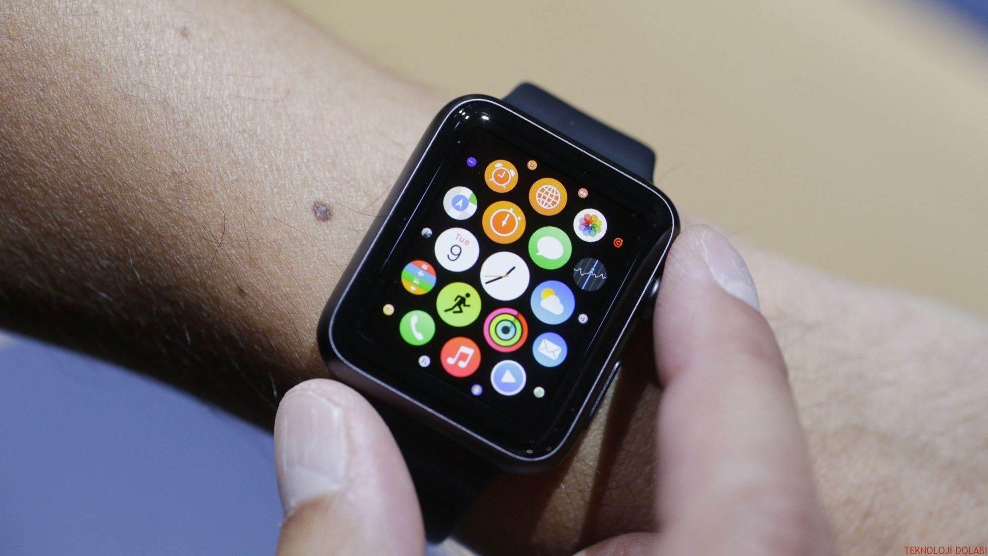 Apple Watch'un Pil Yüzdesi Nasıl Görüntülenir? 1