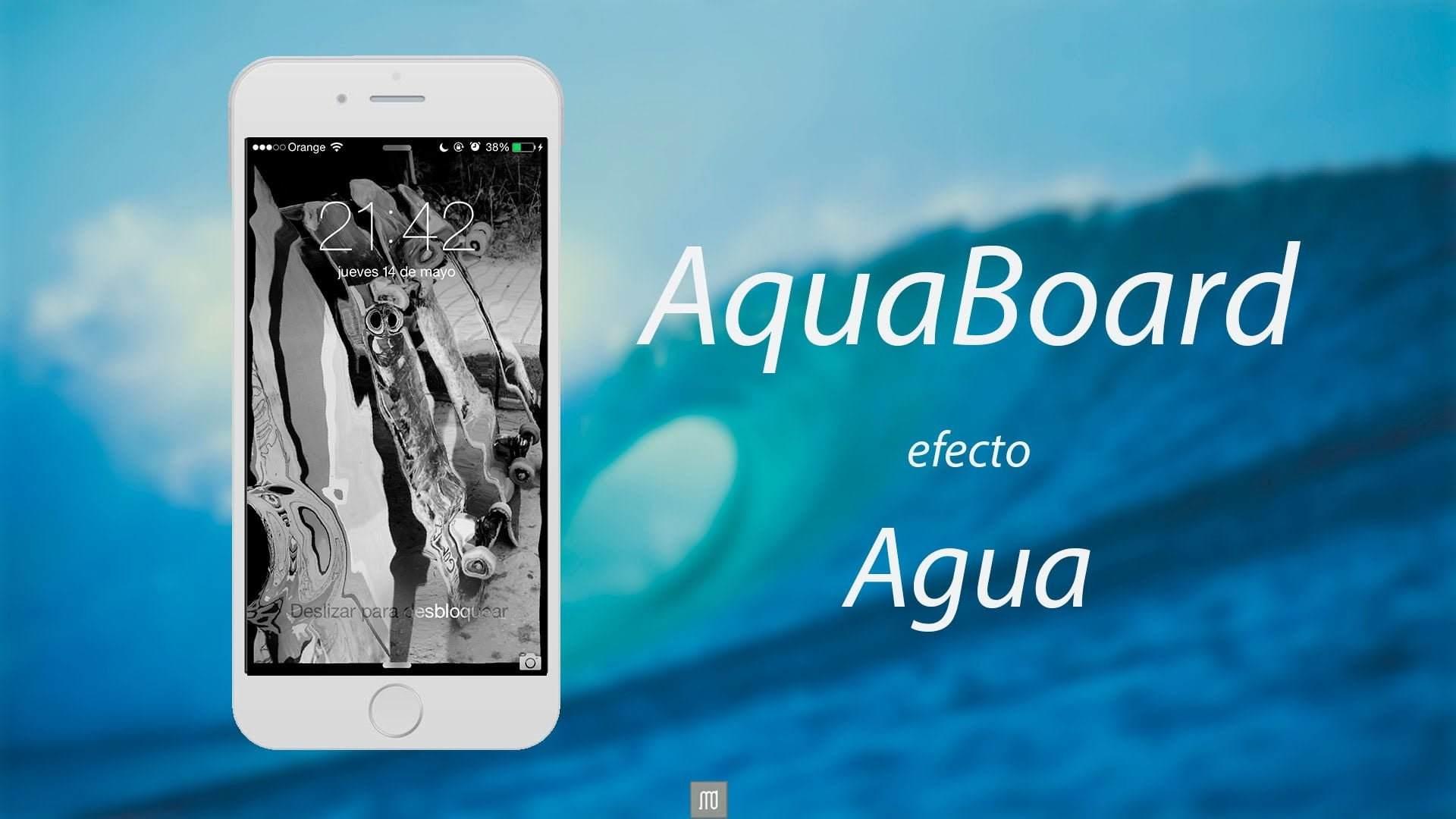 AquaBoard Cydia Tweak 2