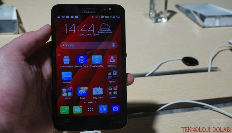 Asus ZenFone 2 Ekran Görüntüsü Nasıl Alınır ?
