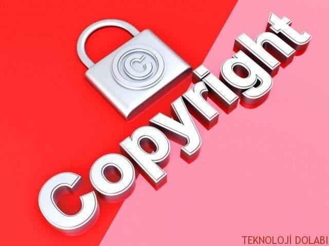 DMCA Lisansı nedir ? Ne İşe Yarar ? 1