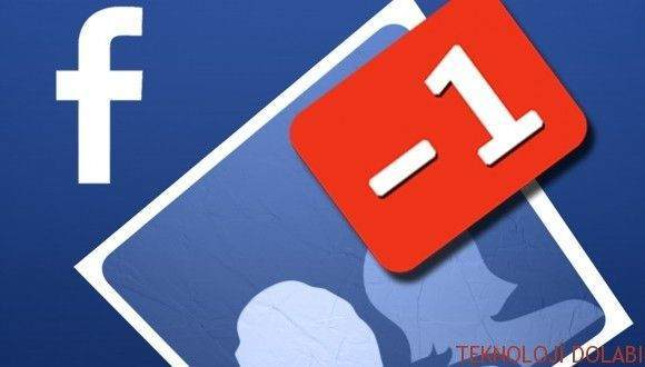 Facebook'ta Arkadaşlıktan Çıkaranları Görün 1