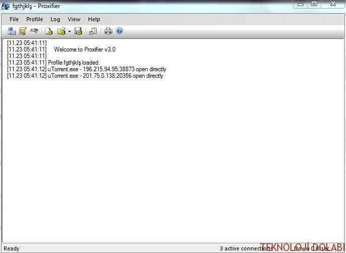 Proxy nedir ? Nasıl kullanılır ? 1