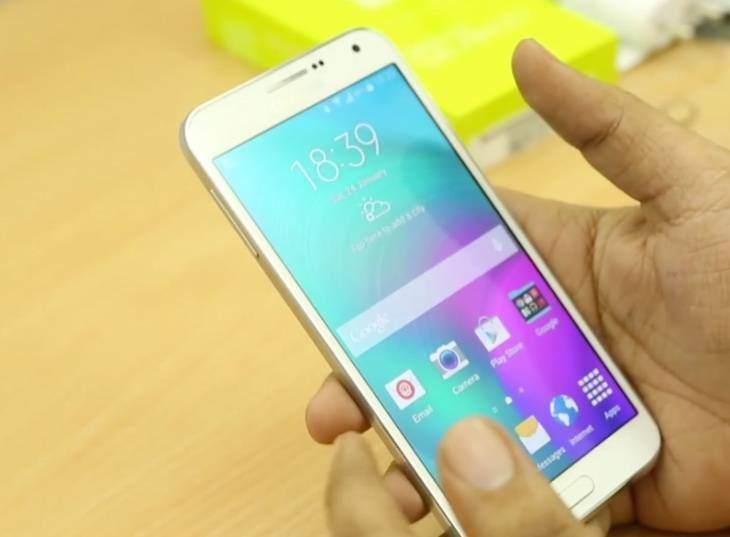 Samsung Galaxy E5 ve E7 Modellerine Reset Nasıl Atılır ? 4