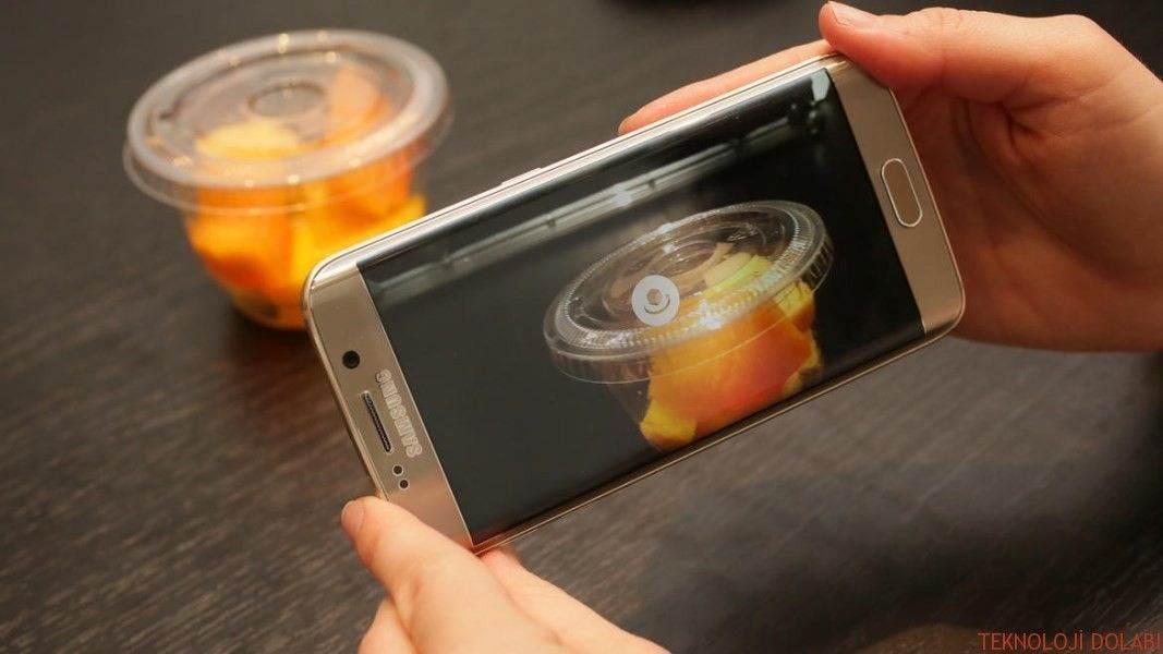 Samsung Galaxy S6'nın Kamera Sensörünü Öğrenmek 1