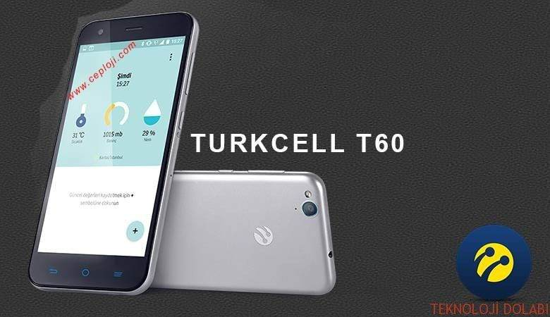 Turkcell T60 Ekran Görüntüsü Alma