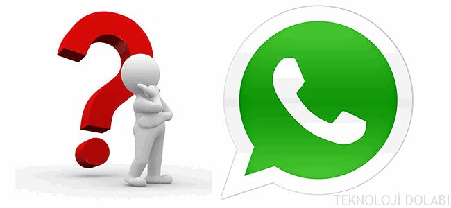 Whatsapp Mesajlarının Geç Gelmesi veya Hiç Gelmemesi Sorunu