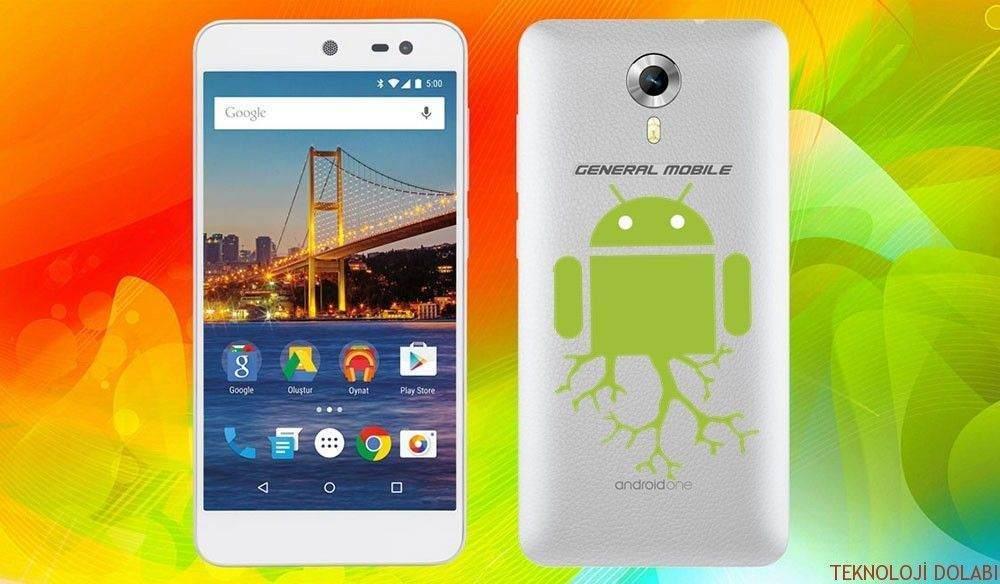 General Mobile 4G Android One Root Nasıl Atılır?