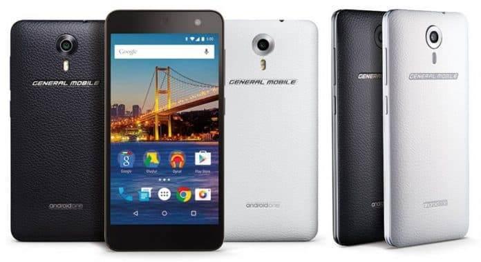 General Mobile 4G Ekran Görüntüsü Nasıl Alınır ?