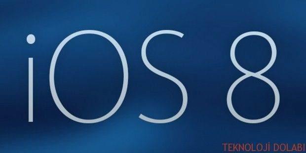 iOS 8'de Son Aramalar Nasıl Kaldırılır?