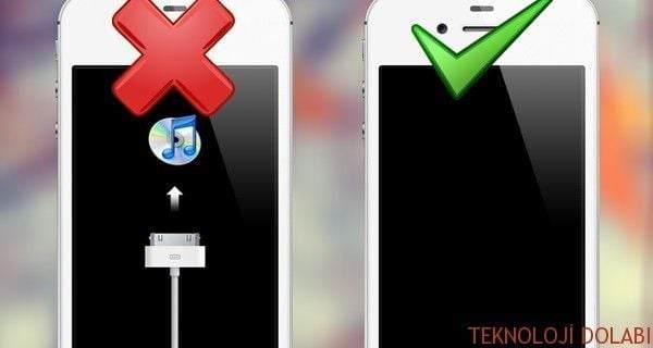 iPhone DFU Mod'a Nasıl Alınır? DFU Mod'dan Nasıl Çıkartılır?