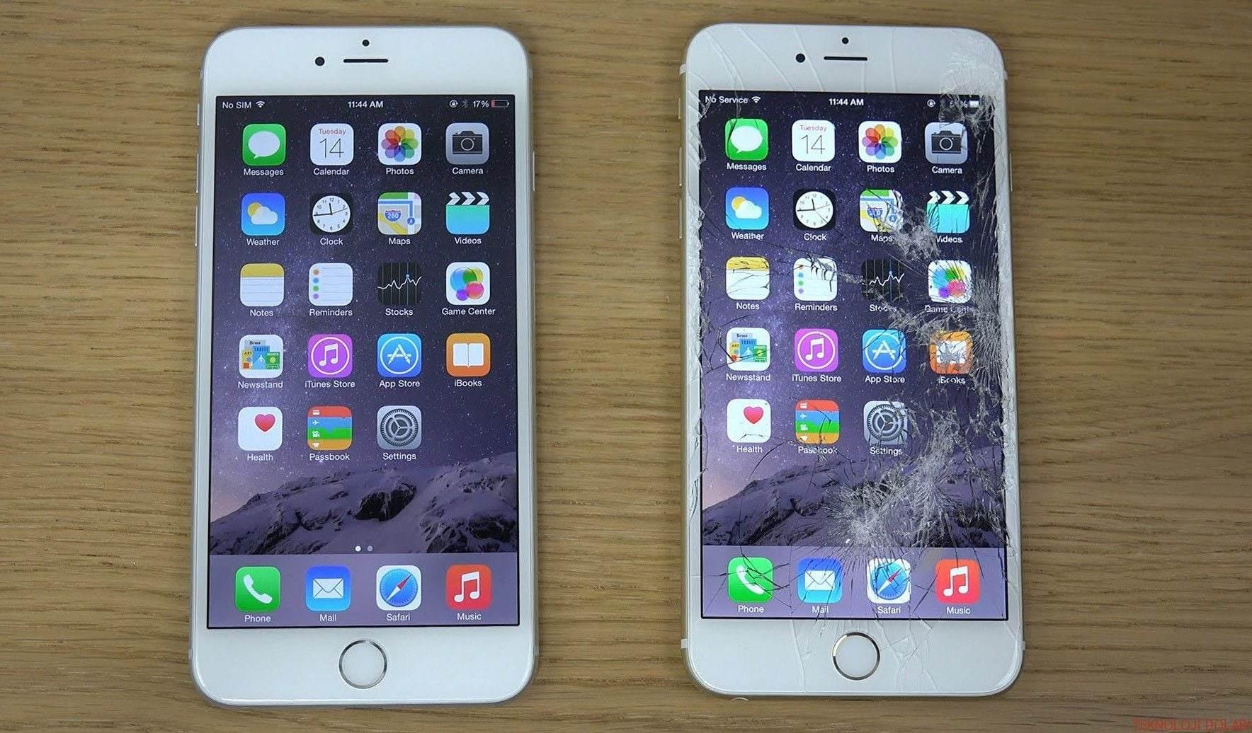 iPhone Ekranım Kırıldı, Ne yapmalıyım?
