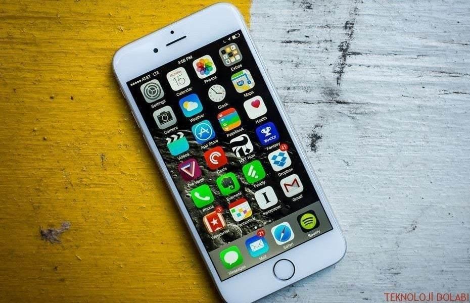 iPhone: Klasör Oluşturmak, Adlandırmak, Silmek 1