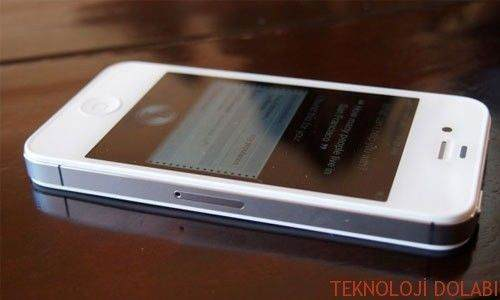 iPhone'a format atma fabrika ayarlarına döndürme