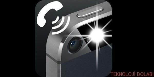 Android'de Flaş Işığını Bildirim Uyarısı Yapmak 1