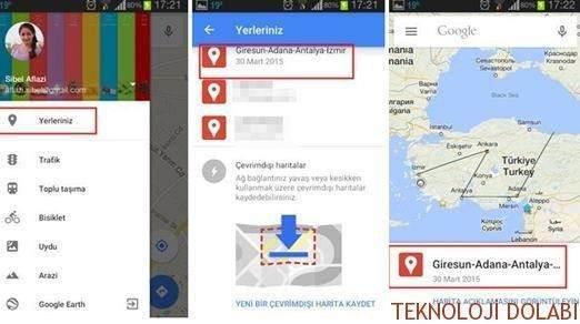 Android Google Maps Uygulamasıyla Nasıl Harita Oluşturulur? 1