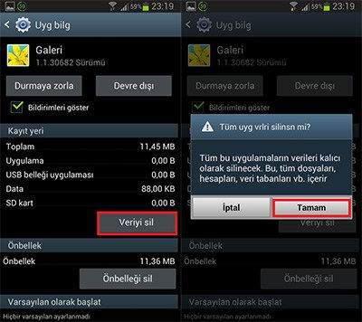Android Telefonlarda Silinmeyen Fotoğraflar Nasıl Silinir?