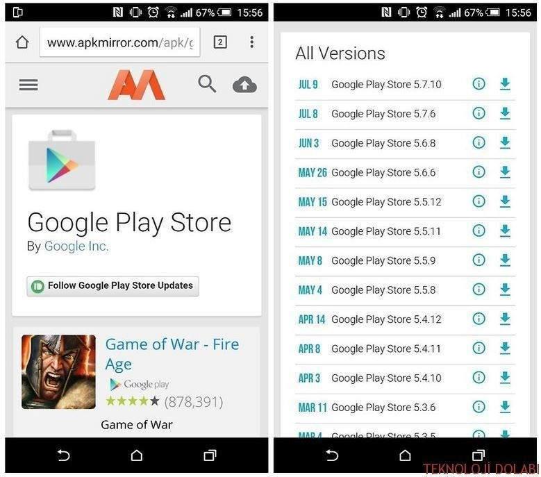Google-Play-Açılmama-Sorunu-ve-Çözümü-2