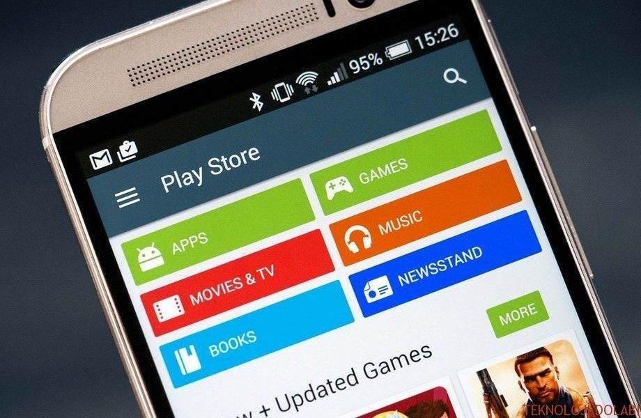 Google Play Açılmama Sorunu ve Çözümü 1