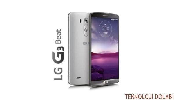 LG G3 Beat Nasıl Root Yapılır? 1