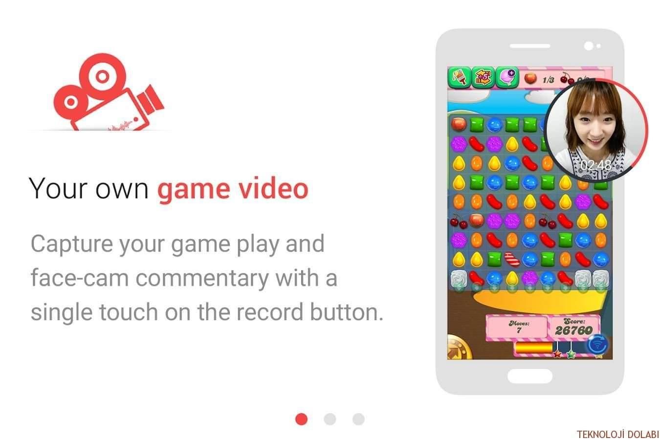 Oyun Oynarken Videolar Kaydedin! 1