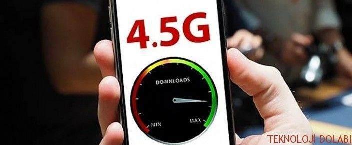 Telefonunuz ve SIM Kartınız 4.5G Uyumlu mu? Öğrenin! 1