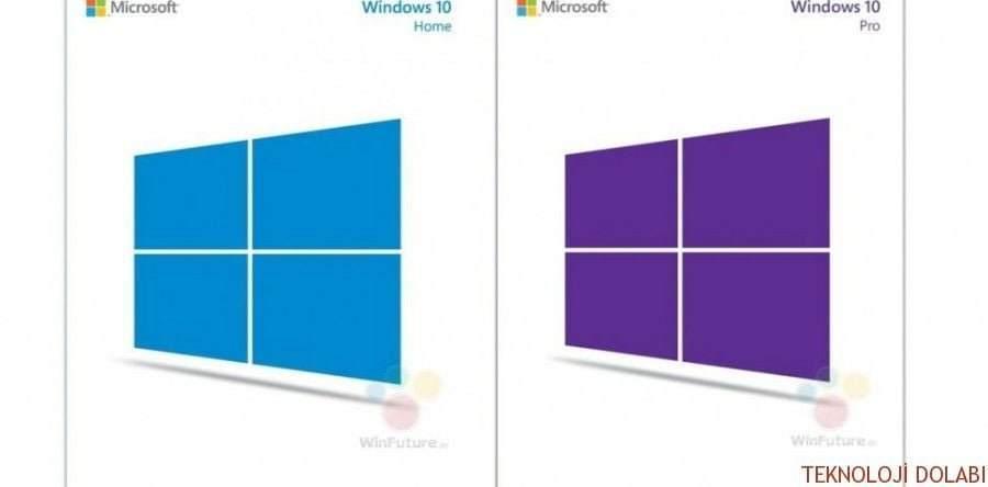 Windows 10'dan Windows 8.1'e Geri Dönmek 1