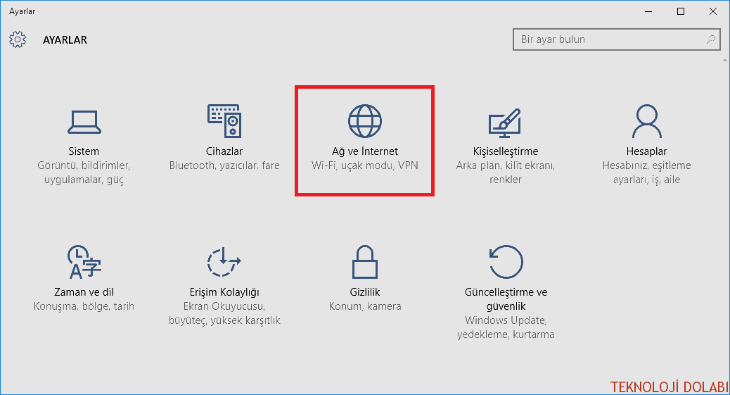 Windows 10 Bluetooth Kapatma Sorunu Çözümü 3