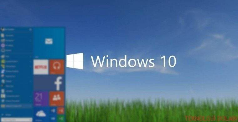 Windows 10 Fare İmleci Değiştirme 2