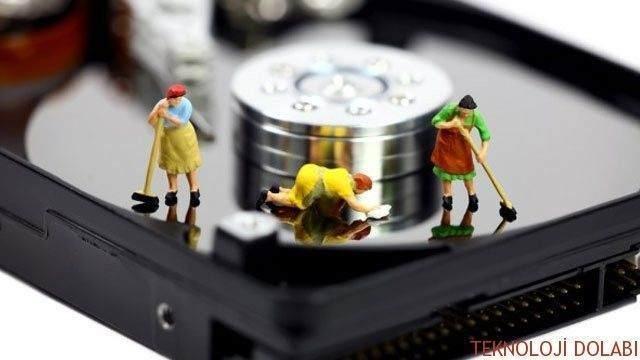 Windows 10 Güncellemesi Sonrası Disk Temizleme ve Yer Kazanma Yöntemi 1