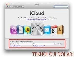 iCloud üzerinde iPhone nun Hangi Bilgileri Yedeklenir 1