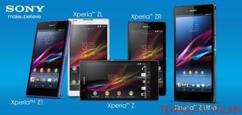 4.5G Uyumlu Sony Telefonlar