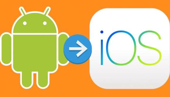 Android'den iPhone'a Geçmek: Move to iOS 4
