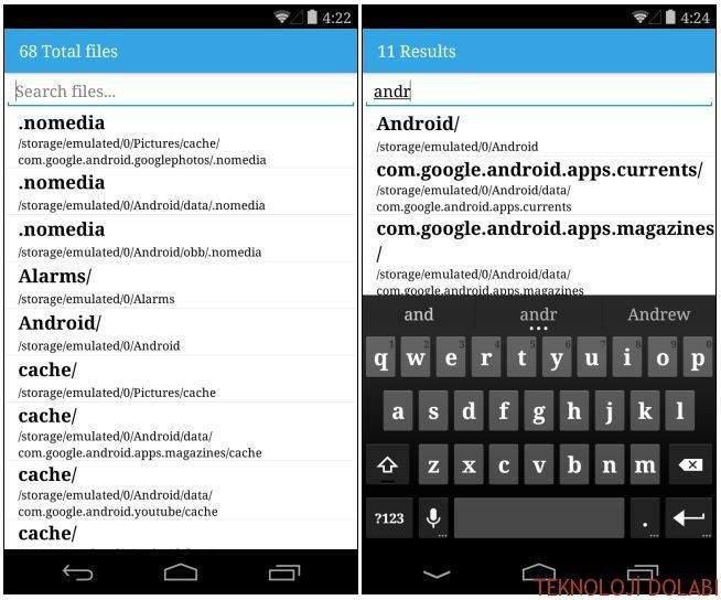 Android-Dosya-Araması-Yapmak-1