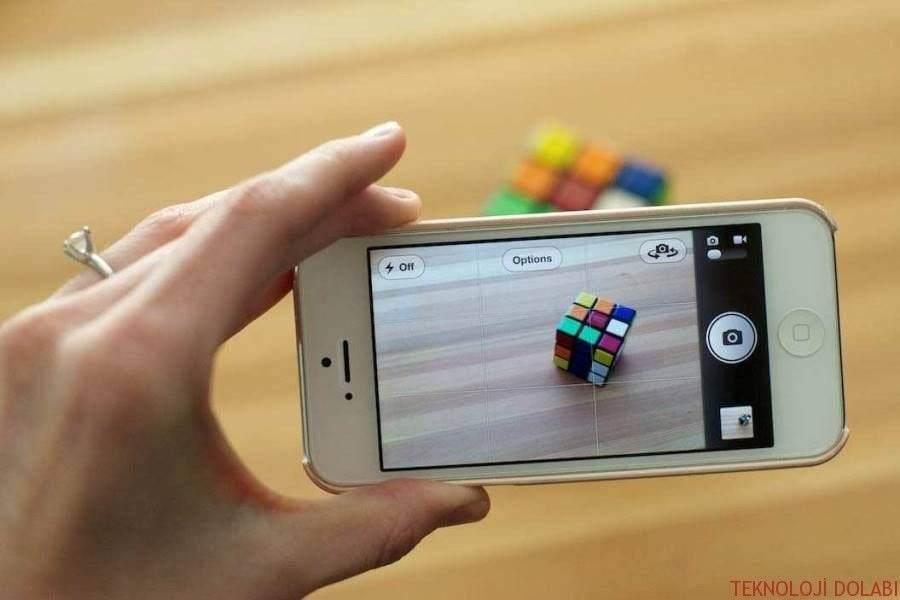 Android ve iOS Arasında Fotoğraf Aktarımı 3