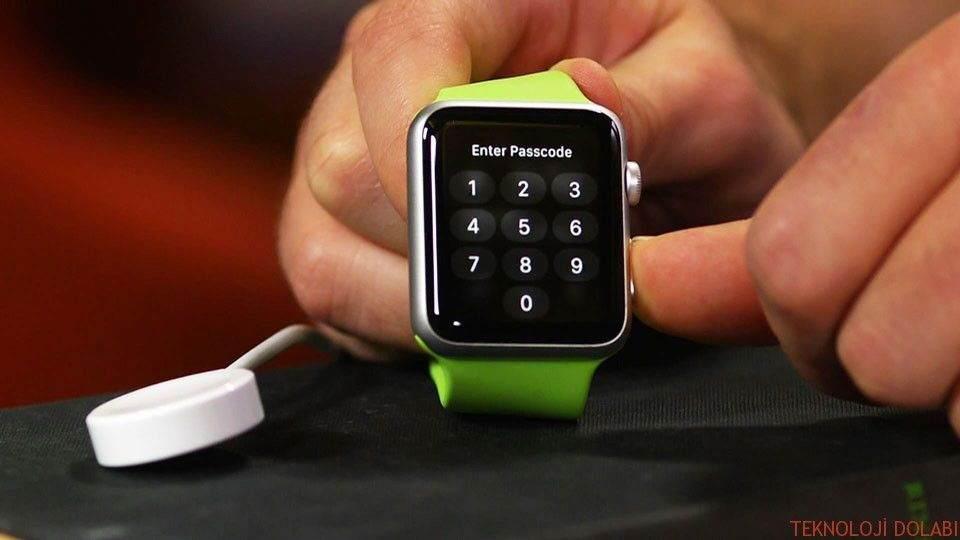 Apple Watch Nasıl Zorla Yeniden Başlatılır?