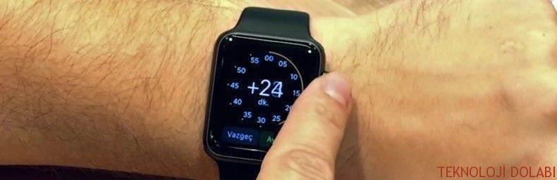 Apple Watch için 6 pratik ipucu