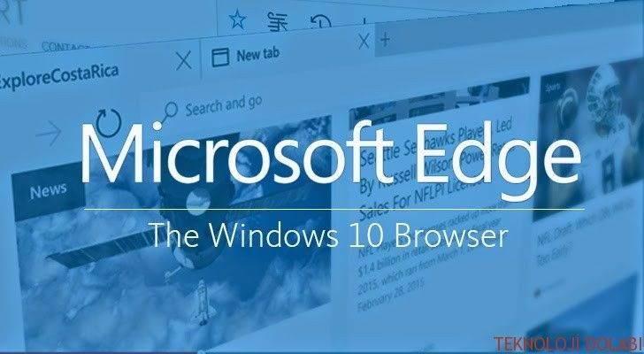 Microsoft Edge Tarayıcıda Reklamlar Nasıl Engellenir? 2