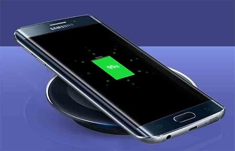 Galaxy S6 ve S6 Edge kablosuz şarj cihazı nasıl kullanılır? 2
