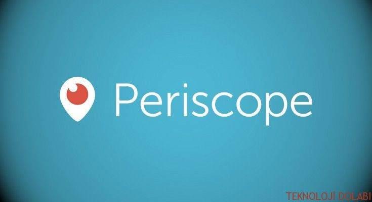 Periscope Hesabı Nasıl Silinir? 1