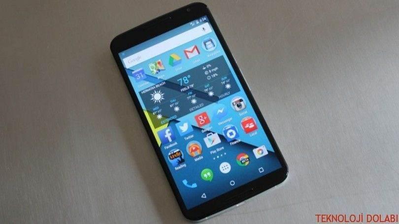 Rootlu Nexus 6 OTA Güncellemesi Nasıl Yapılır ?