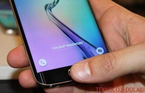 Samsung Galaxy S6′da parmak izi nasıl eklenir?
