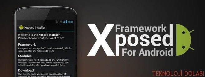 Xposed Framework Nedir? Xposed Framework Kurulum Kılavuzu 1