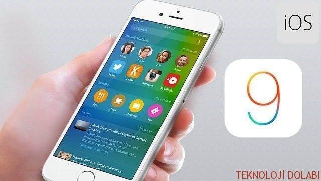 iOS 8 ile Yapamayıp iOS 9 ile Yapabildiğimiz Şeyler 1