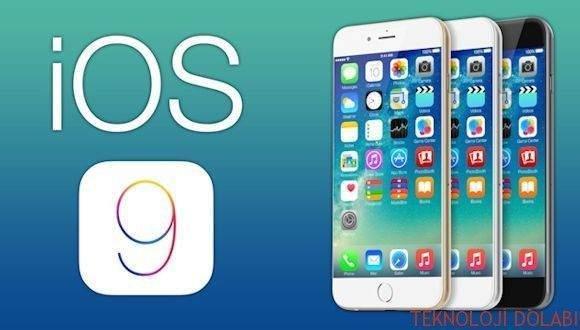 iOS 9.1 Yükleme