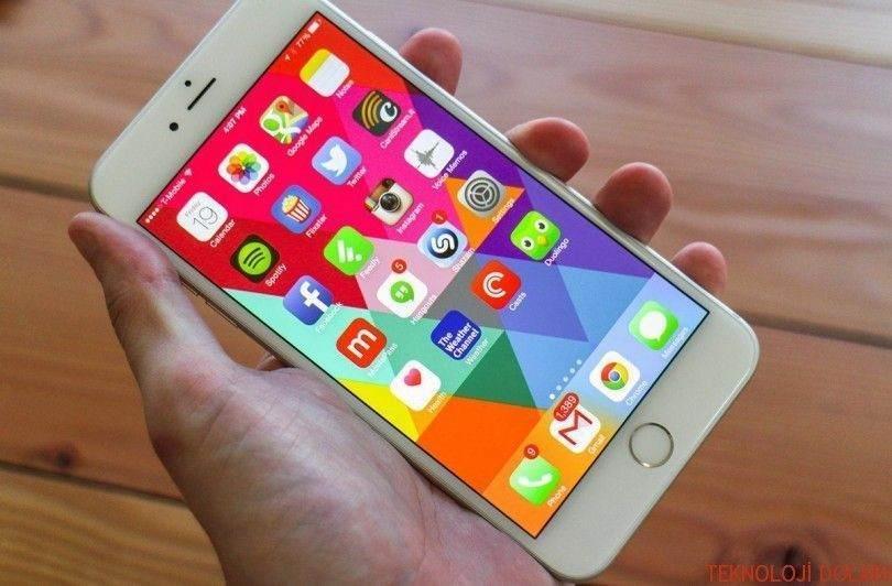 iPhone 6/6S Bildirimler Takılı Kaldı ve Kilitlendi Sorunu Çözümü
